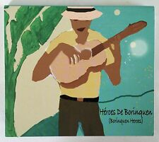 Heroes De Borinquen Ojos Chinos Various Artists 2CDs PROMO CD 2006 Puerto Rico