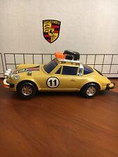 New Bright Battery Operated Porsche 911 Targa Rally Car