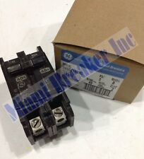 Ge General Electric Thqc2140wl New Circuit Breaker 2 Pole 40 Amp 240v Box Of 3