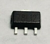78L12 78L12 SOT-89 SMD Three-Side 12V USA 10Pcs USA Stock