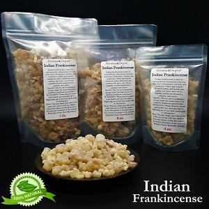 Pure Frankincense Resin Organic Aromatic Resin Tears Rock Incense Olibanun LOT