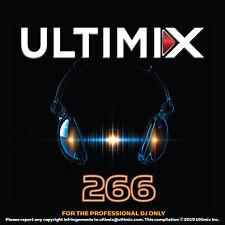 Ultimix 266 CD DJ Remixes EDM Dance Music Promo Only Mix Club Music Energy Pride