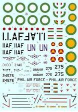 Hi Decalcomania 1/48 nord-americano F-86F-25/F-30 (F-40) ALA sciabola # 48034