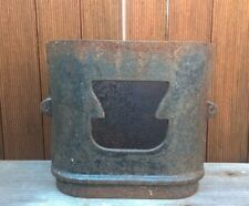 Antique Vintage Metters Wood Fire Fuel Stove Oven Flue Spare Part - Cast Iron