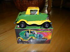 1970 Topper Toys Zoomer Boomer Pressed Steel Junk Pile Car MIB