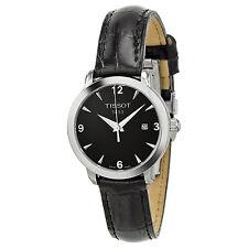 Tissot Everytime Black Dial Ladies Watch T0572101605700