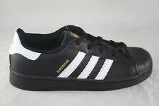 Little Kids' Black/White & Black Superstar C ORIGINALS CASUAL BA8379  Shoes