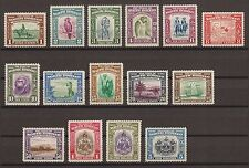 NORTH BORNEO 1939 SG 303-17 Fresh LMM Cat £1400