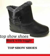 Wedge 100% Leather Low Heel (0.5-1.5 in.) Shoes for Women