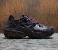Nike React Presto QS x Undercover - Mahogany / White - Sizes 3-12UK CU3459-200