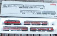 Märklin 26218 H0 Nahverkehrszug Regional Express BR 218 digital+Sound Soft Drive