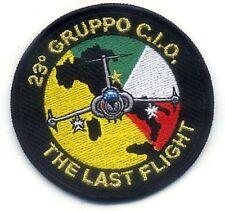NATO ITALIAN AIR FORCE Aeritalia F-104 ASA-M Starfighter 23º GRUPPO c.l.o. SSI