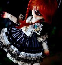 1/6 BJD Doll Camellia FREE FACE MAKE UP+FREE EYES-Half closed eyes-Animal body