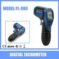 Non-contact Digital Laser Tachometer RPM Revolution Car/Motor Speed Tester