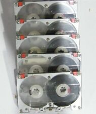 5 TDK MA-R60 AUDIO CASSETTE TAPES; TYPE IV METAL, SINGLE PREVIOUS USE