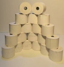 "Hypercom T7 Plus 2-1/4"" x 230' Thermal Paper - 20 New Rolls * Free Shipping *"