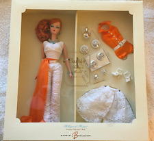 NEW Hollywood Hostess BARBIE Doll Silkstone NRFB from 2007 by MATTEL