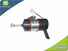 New Kubota Stop Solenoid BX2230D BX2350D BX2360(S/N<=BVZ999)