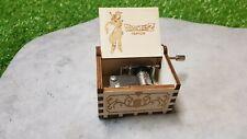Boîte à musique en bois Wooden Music Box Dragon Ball Z  NEUF / SOUS EMBALLAGE