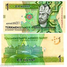 Turkmenistan Billet 1 MANAT 2014 P29  UNC NEUF