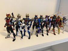 Loose Masked Kamen Rider Seihou Bone Figuarts Kiva Kiba Lot Of 9 US Seller