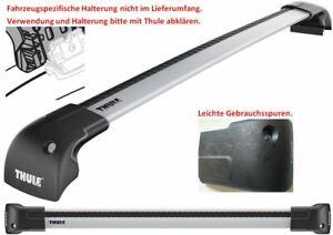 THULE Dachträger WingBar Edge 959400 Grundträger Diffuser Gepäck Träger 9594 NEU