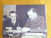 MATT BUSBY SIGNING FOR MANCHESTER UNITED AS THERE NEW MANAGER IN 1945