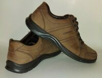 Mephisto Runoff Air-Jet Comfort Sneakers Men's Size 8.5 US Suede Leather Shoes