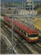 1984  --  AUTORAIL EN GARE DE SERQUEUX   3F306