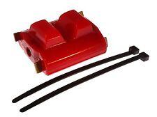 Energy Suspension 3.1116R Motor Mount Red Zinc Polyurethane Chevy Buick Camaro