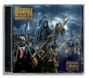Legion of the Damned - Slaves Of The Shadow Realm [CD - New IN Foil]