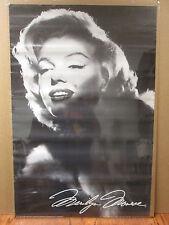 "vintage Marilyn Monroe ""EYES"" Poster original poster classic1990 7342"