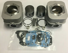 Complete Top End Kit for Polaris 550 Fan (cylinders, pistons, gaskets, bearings)