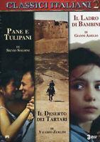 Classici Italiani 2 - Cofanetto Con 3 Grandi Film In Dvd - Nuovo Sigillato