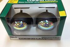 JDM UNIVERSAL HALOGEN COATED GLASS SPOT DRIVING/FOG LIGHTS  MHL-820