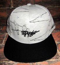75c7c539b9050 MENS STAPLE SNAPBACK CAP ADJUSTABLE HAT ONE SIZE