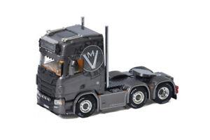 """Scania R highline CR20H 6x2 """"Vornhagen Marcus"""" WSI truck models 01-3381"""