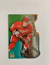 1999-00 Pacific Omega Cup Contenders #8 Sergei Fedorov - Detroit Red Wings