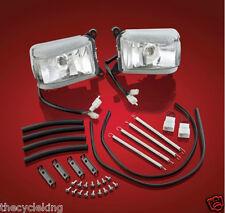 Honda GL1500 Goldwing 1500 Gold Wing - show chrome Fog/Driving Light KIT