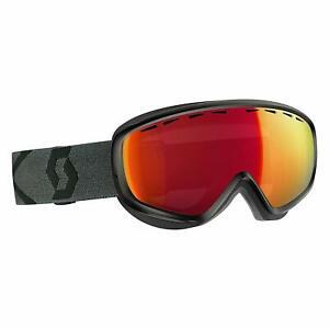 Scott Dana Women's Ski Goggles Black/Grey