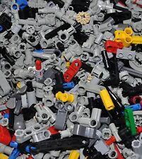 Lego Technic Kleinteile Sammlung 100 Stück handverlesen Pins,Halter,Verbinder...