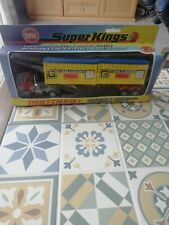 MATCHBOX SUPERKINGS K-17 SCAMMELL CRUSADER CONTAINER TRUCK BOXED