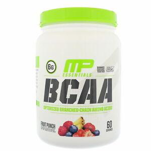 MusclePharm BCAA 3:1:2 L-Leucine, L-Valine & L-Isoleucine 60 Servings 516 Grams*