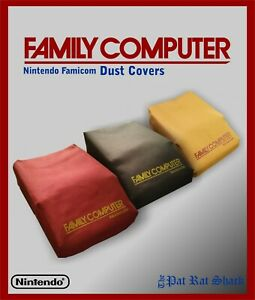 Nintendo Family Computer (Famicom) console canvas dust cover