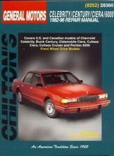 GM Celebrity, Century, Ciera and 6000, 1982-96 by Chilton