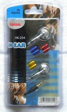 Hama HK-254 In-Ear only Headphones - Silver