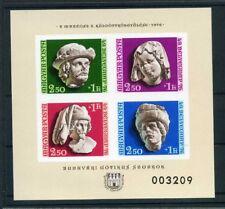 Ungarn MiNr. Block 118 B postfrisch/ MNH Kunst (OZ1288
