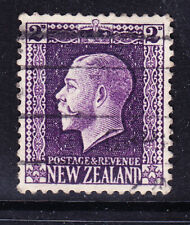 NEW ZEALAND 1915 GV SG417 2d bright violet - perf 14x131/2 - good used. Cat £65
