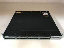 CISCO WS-C3560X-48T-L GIGABIT Catalyst 3560X Switch managed 48 x 10/100/1000