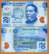 Mexico, 20 Pesos, 2006, Polymer P-122c C-Serie UNC